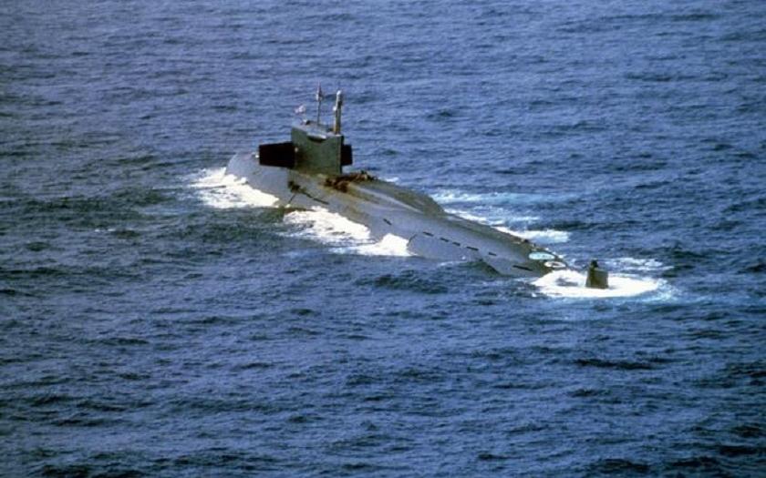 Zkáza sovětské ponorky K-219 v Bermudském trojúhelníku vyděsila Gorbačova i Reagana