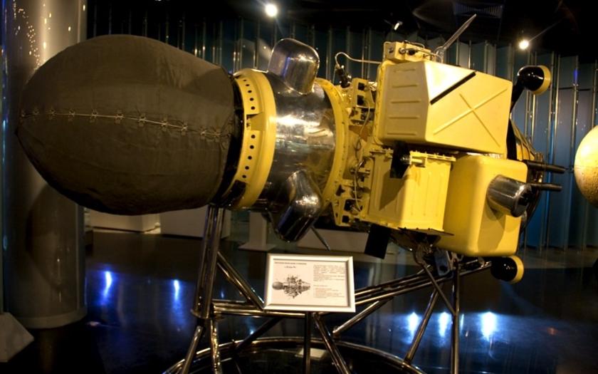 Před 50 roky přistála na Měsíci první sonda