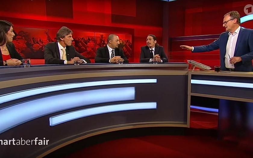 Debata v německé televizi odkryla obrovský problém s trestnou činností uprchlíků
