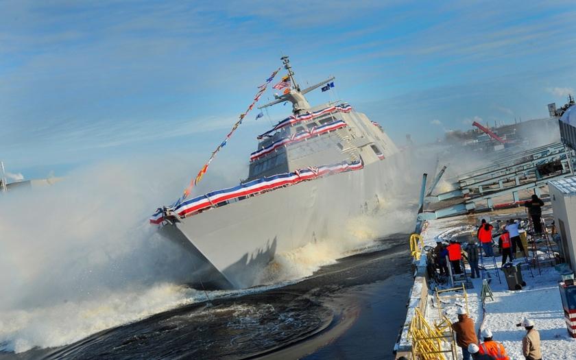 Odpíská Pentagon projekt lodí pro boj v pobřežních vodách?
