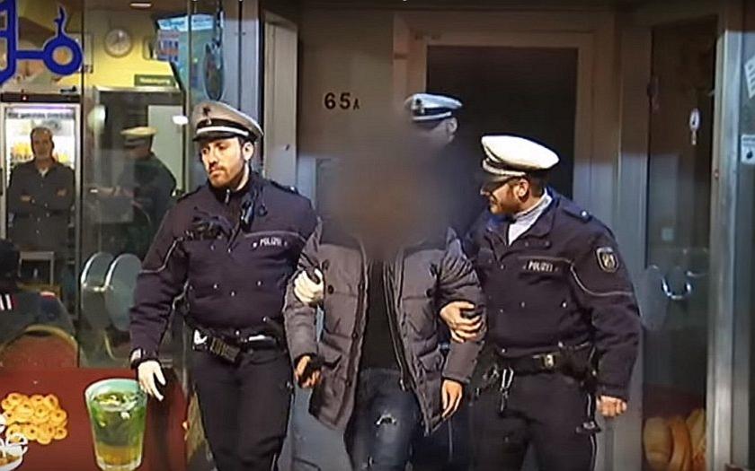 Německá policie zveřejnila statistiky trestné činnosti za rok 2015. Nárůst až o padesát procent