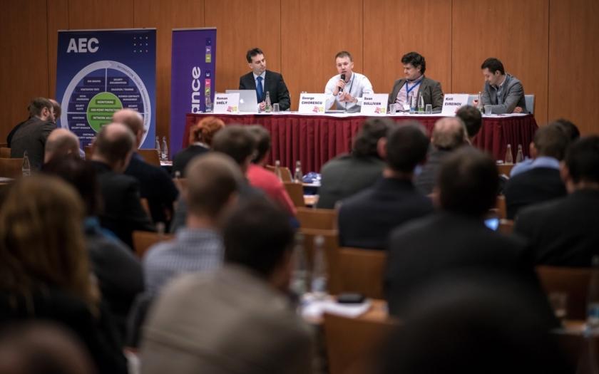 24. ročník konference SECURITY - setkání odborníků na počítačovou bezpečnost