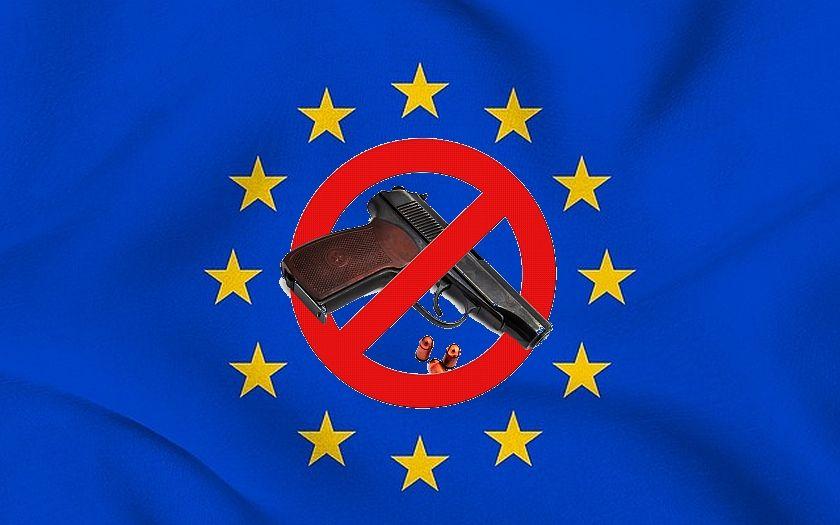"""&quote;Hodní muži se zbraněmi zastaví zlé muže se zbraněmi, jinak to nefunguje"""", uvedl izraelský expert k návrhu na odzbrojení evropských občanů"""