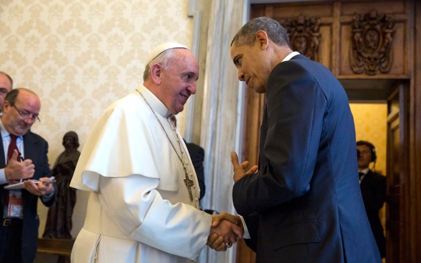 Papež: &quote;Evropa se bude brzy radovat z uprchlíků jako neplodná Sára&quote;