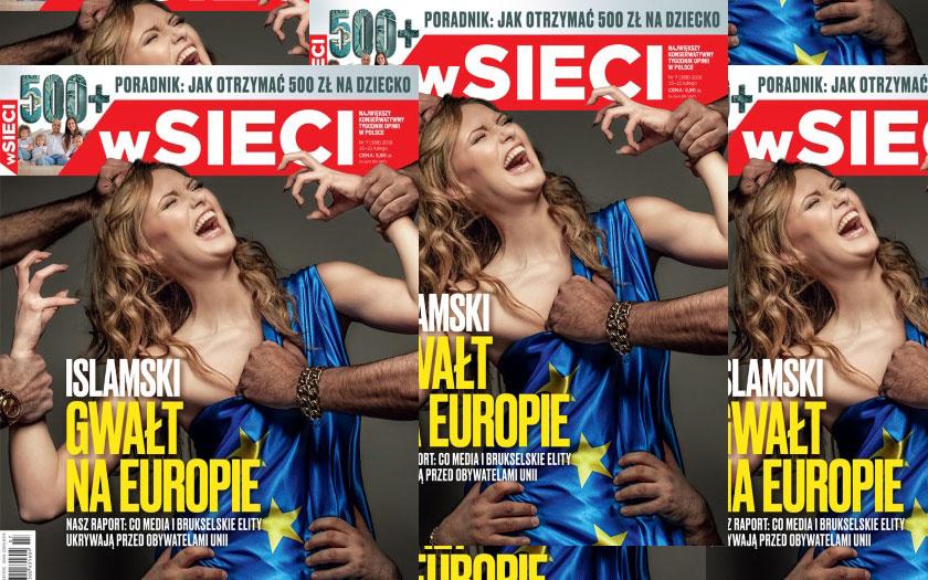 Polský týdeník: Islám znásilňuje Evropu