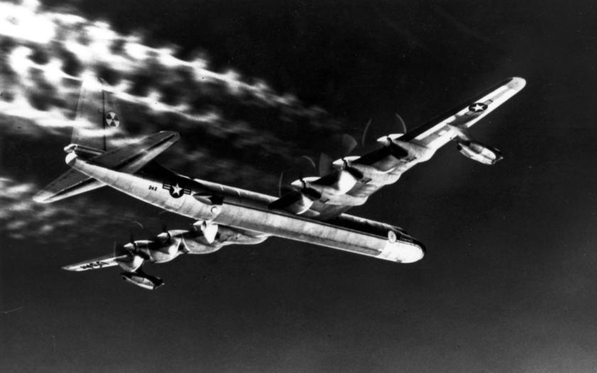 Americký a sovětský sen o bombardérech poháněných atomovou energií