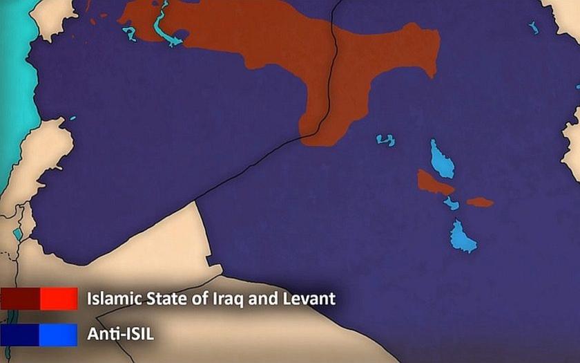 Video: Budování chalífátu bojovníky IS v Sýrii, Iráku, Libyi a Nigérii