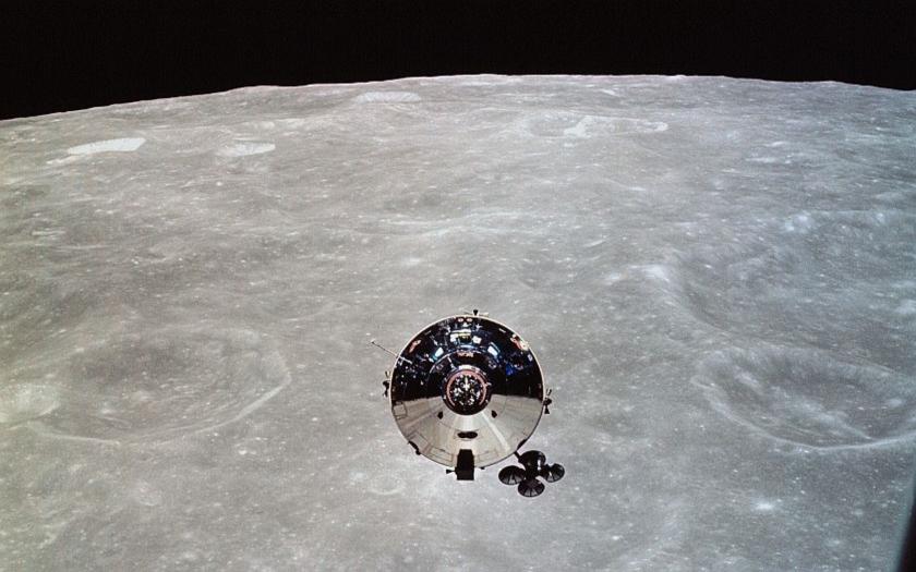 NASA uvolnila zvukovou nahrávku z odvrácené strany Měsíce
