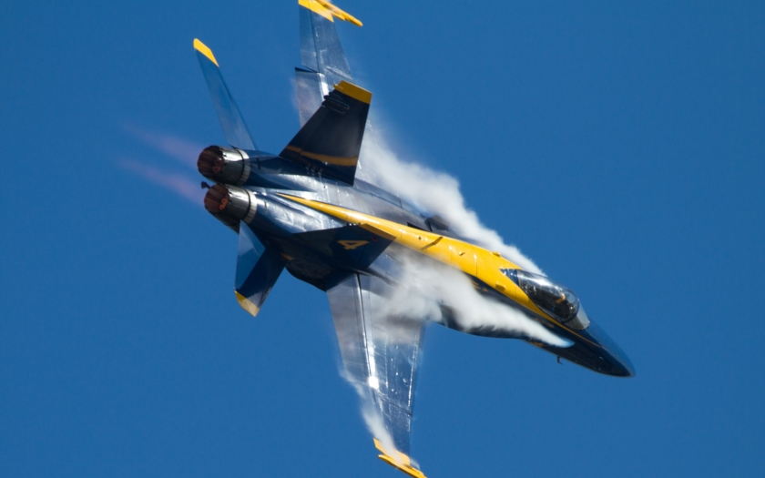 Video: Blue Angels v akci