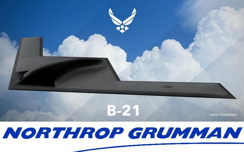 Nový strategický bombardér US Air Force má označení B-21
