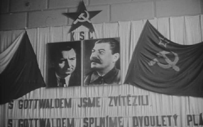 Bývalé politické vězně pobouřilo prohlášení KSČM k únoru 1948