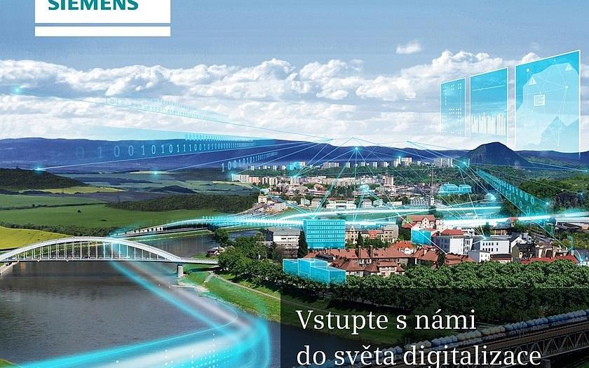 Siemens na veletrhu AMPER 2016: Vstupte s námi do světa digitalizace
