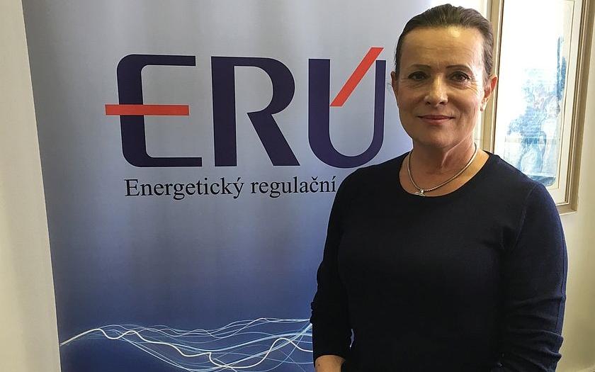 Alena Vitásková: Chci zpět do vedení ERÚ