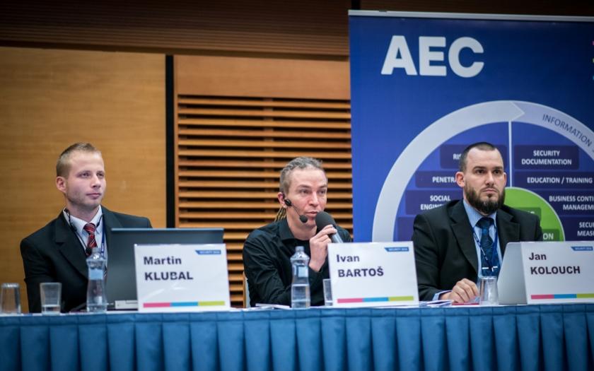 Konference SECURITY 2016 překonala hranici 500 účastníků.