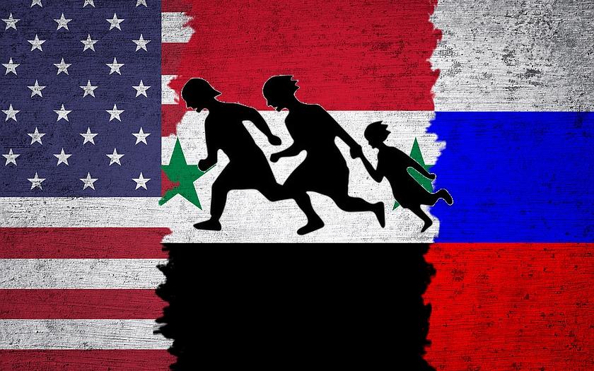 Americký generál má jasno. Za uprchlickou krizi může Rusko.