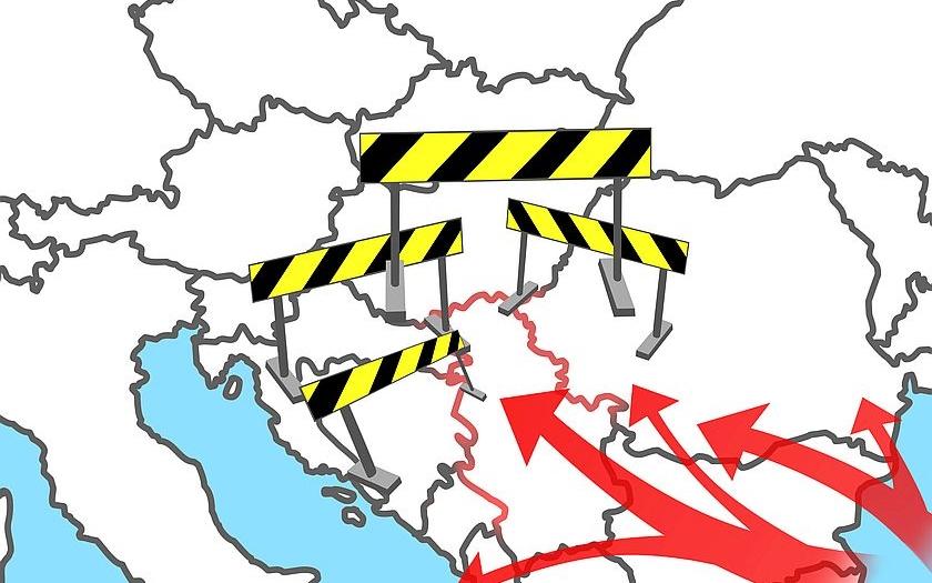 Jde do tuhého. ČR nevydrží nápor tisíců uprchlíků. Na co čeká česká vláda?