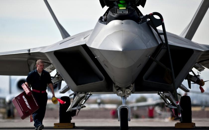 Stane se Polsko domovem amerických Raptorů F-22?