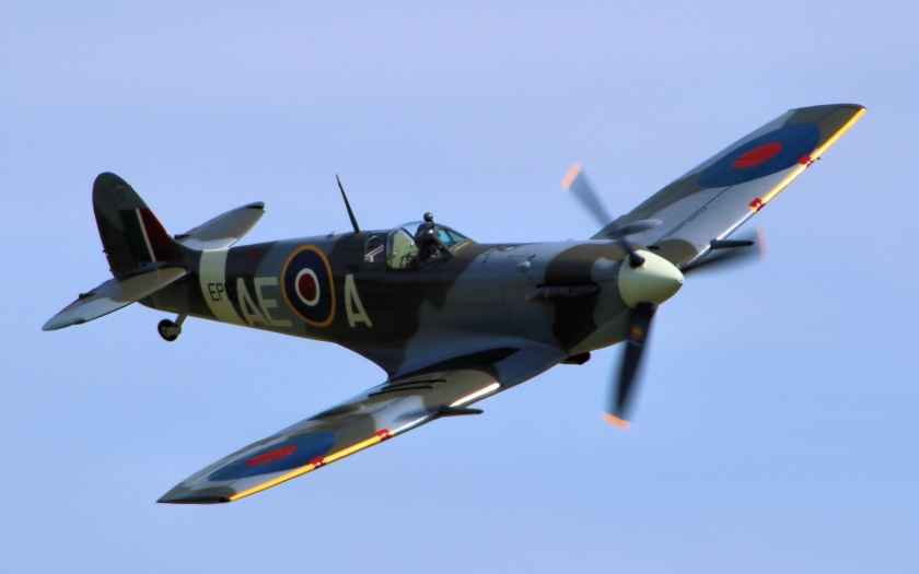 Před 80 roky poprvé vzlétl legendární Spitfire