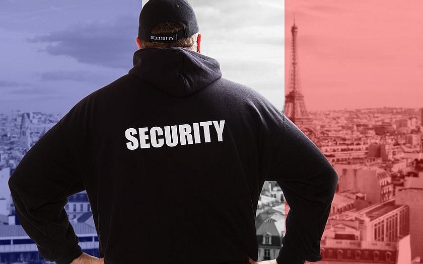 Francie ozbrojuje soukromé bezpečnostní služby.
