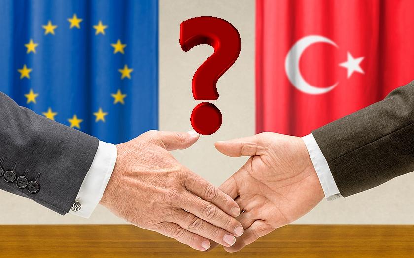 Europoslanci vzkázali Erdoganovi &quote;Nenecháme se vydírat&quote;