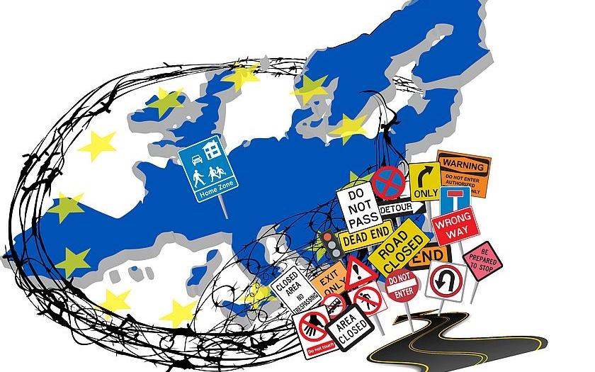 EU zpřísní kontroly na vnějších hranicích i pro unijní občany