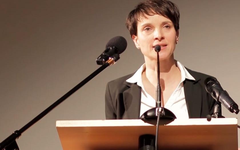 Nová ničivá síla na německé politické scéně: &quote;Kazatel nenávisti&quote; Frauke Petryová z AfD