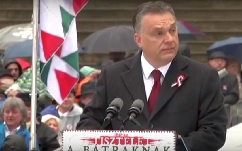 Maďarský premiér vzkazuje Bruselu: &quote;Nenecháme si diktovat, koho přijmeme do své země!&quote;