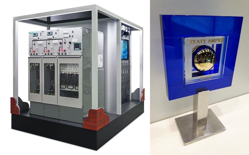 Soutěž ZLATÝ AMPER ve znamení společnosti Siemens