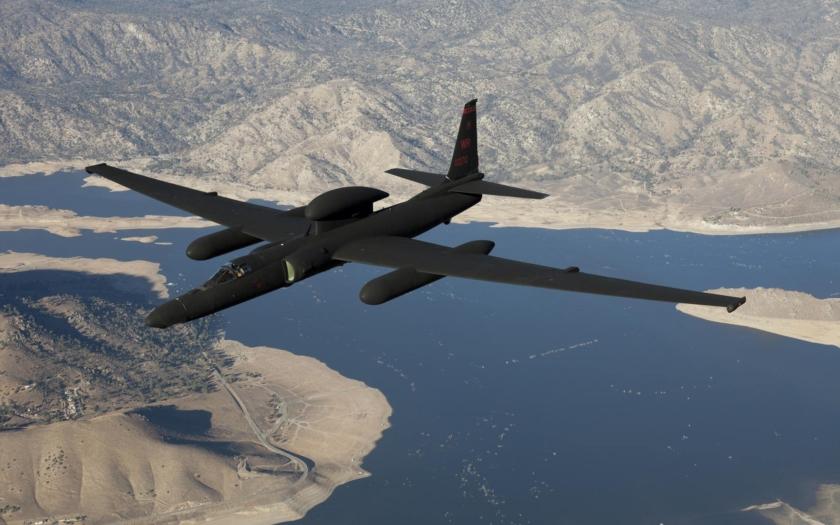 Video: Přistání U-2 na letadlové lodi