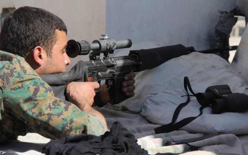 Reuters: USA začaly vyzbrojovat syrské Kurdy