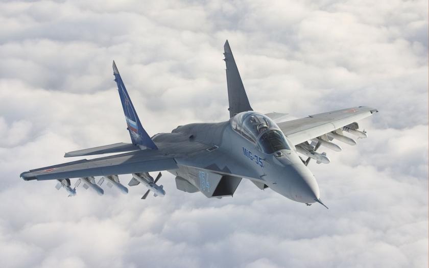 Zvládne MiG-35 konfrontaci se západními stíhači?
