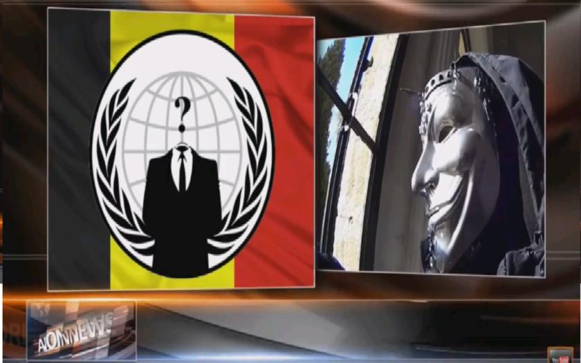 Hnutie Anonymus vyhlásili totálnu vojnu IS