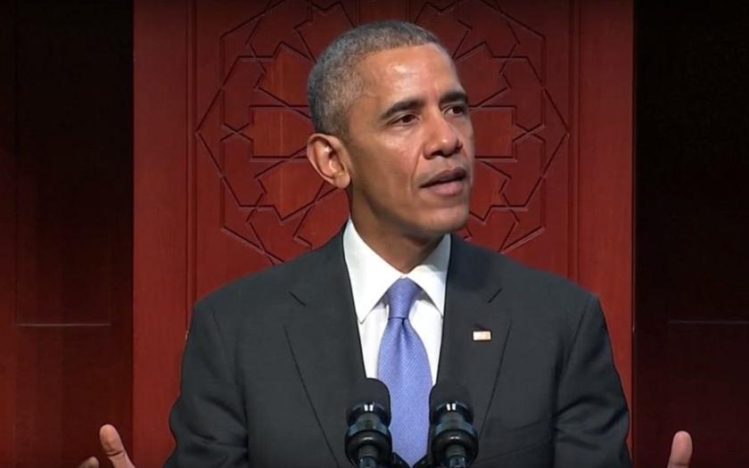 Obama: Nikdo není pro Bílý dům vhodnější než Clintonová
