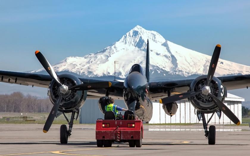 Grumman F7F Tigercat - zapomenuté letadlo