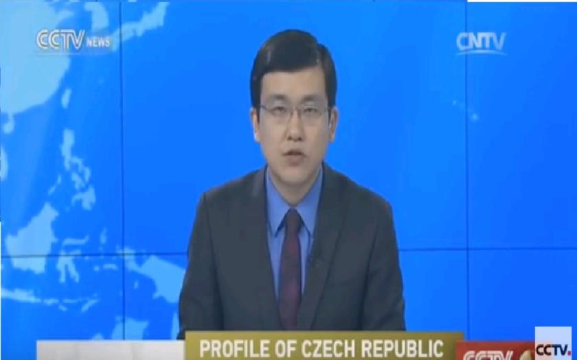 Návštevu čínskeho prezidenta v Prahe komentuje čínska televízia