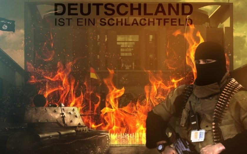 Islámský stát chce destabilizovat celou Evropu. Vyzývá k dalším útokům v Německu