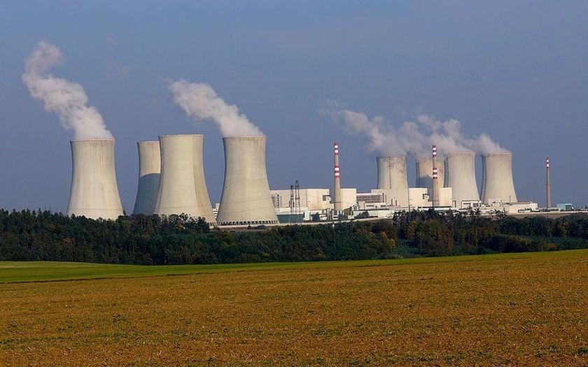 Policie posílila ochranu jaderné elektrárny Dukovany. Bude jí chránit i před útoky dronů