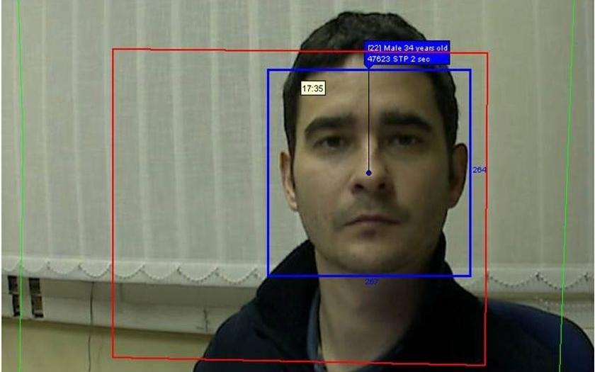 Automatizované rozpoznávání obličejů - trend nejen v oblasti bezpečnosti
