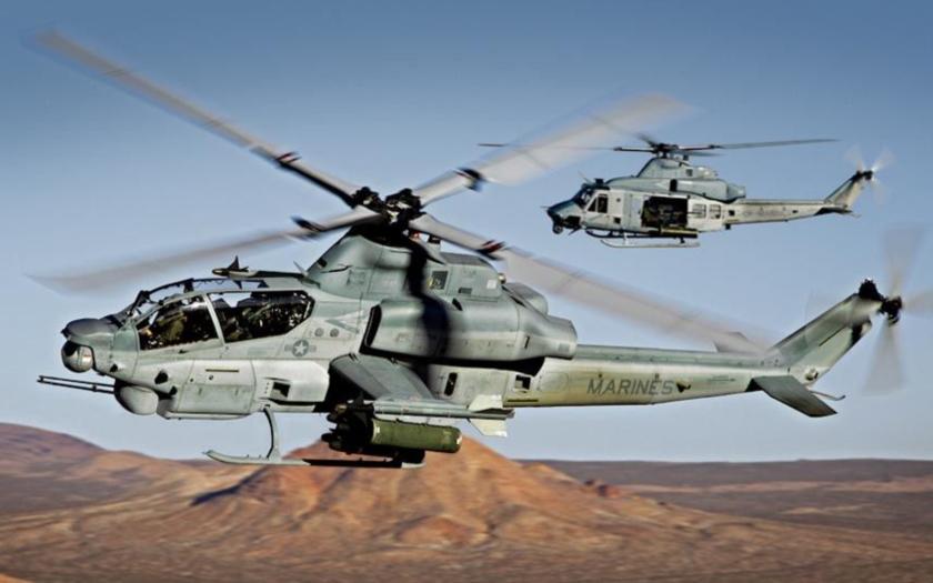 Bell Helicopter vloni prodala 223 strojů za 3,4 miliardy dolarů