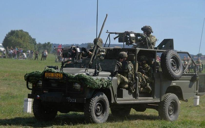 Poznejte armádu zblízka během Army dne na pražské Flóře