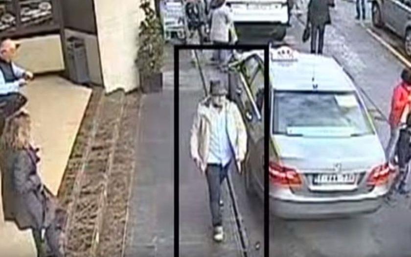 Belgická policie hledá &quote;muže v klobouku&quote;, podezřelého z teroristického útoku