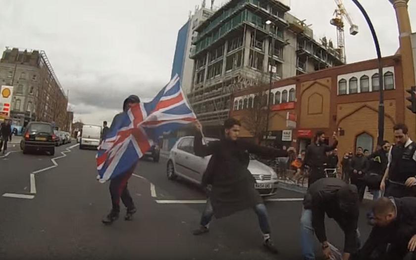 Video: Londýn jako bitevní pole muslimů II.