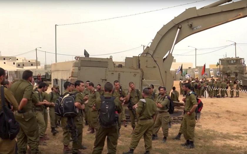Izraelská armáda zlikvidovala další tunel Hamásu