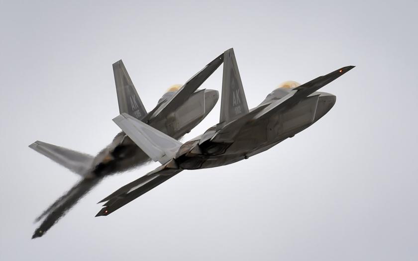 Dojde k obnovení výroby stroje F-22 Raptor?
