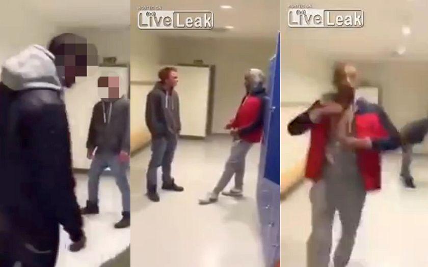 Krvavé násilí na norské střední škole. Terčem gangu jsou mladí Norové