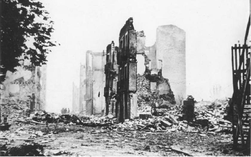 26. dubna 1937 Legion Condor zničila španělské město Guernika