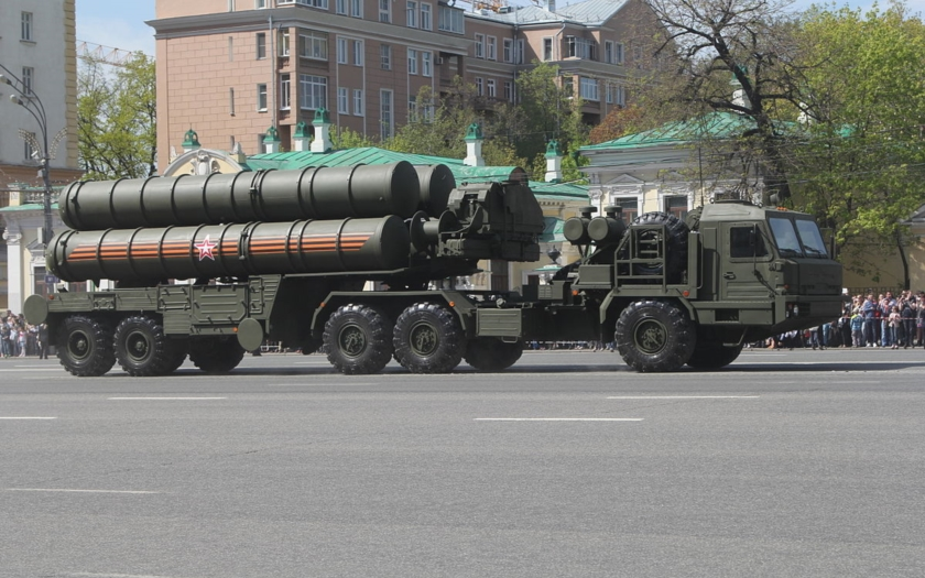 Rusko dodá Dillí systémy S-400