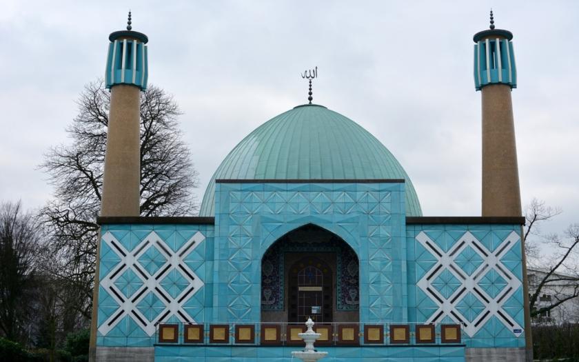 Německo má bezpečnostní problém s mešitami