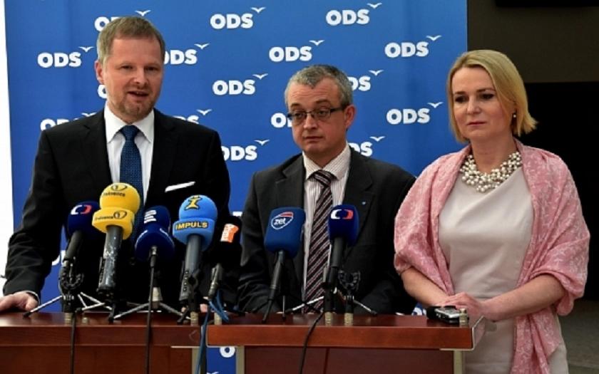 Předseda ODS oceňuje fungování vyšetřovací komise, vláda však musí vyvodit důsledky
