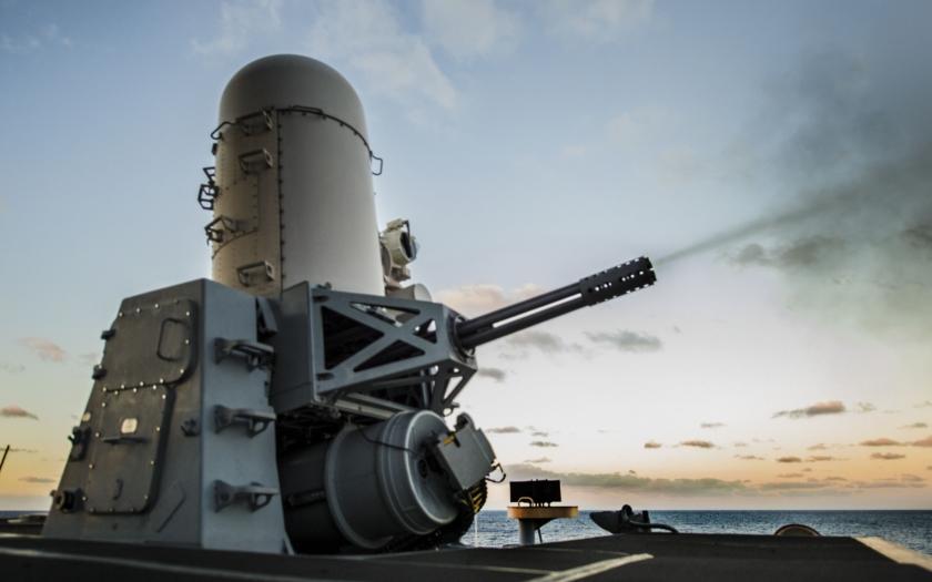 Video: ,,Rychlostřelec&quote; M61 Vulcan vychrlí 4 500 nábojů za minutu!